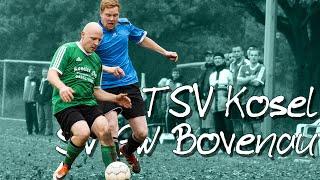 TSV Kosel gegen SV Grün-Weiß Bovenau