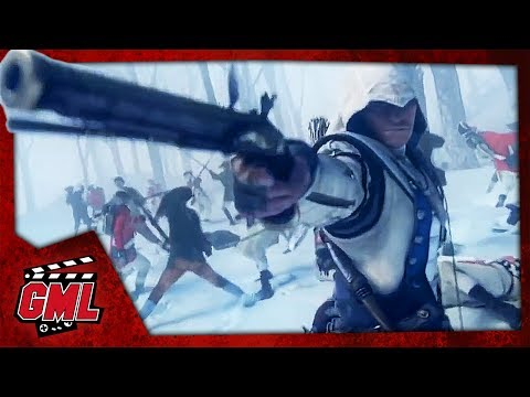 ASSASSIN'S CREED 3 - FILM COMPLET FRANCAIS