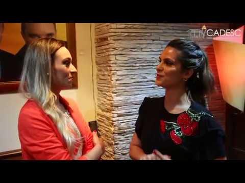 Entrevista com Aline Barros - 23º Congresso da UACADESC