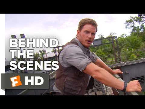 Jurassic World Behind the Scenes - Chris Pratt (2015) - Chris Pratt, Bryce Dallas Howard Movie HD