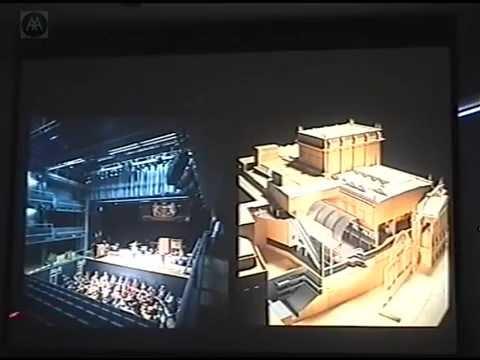 Jeremy Dixon, Edward Jones - The Theatre is Not an Art Gallery