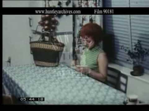 Housekeeping, 1960's -- Film 90181