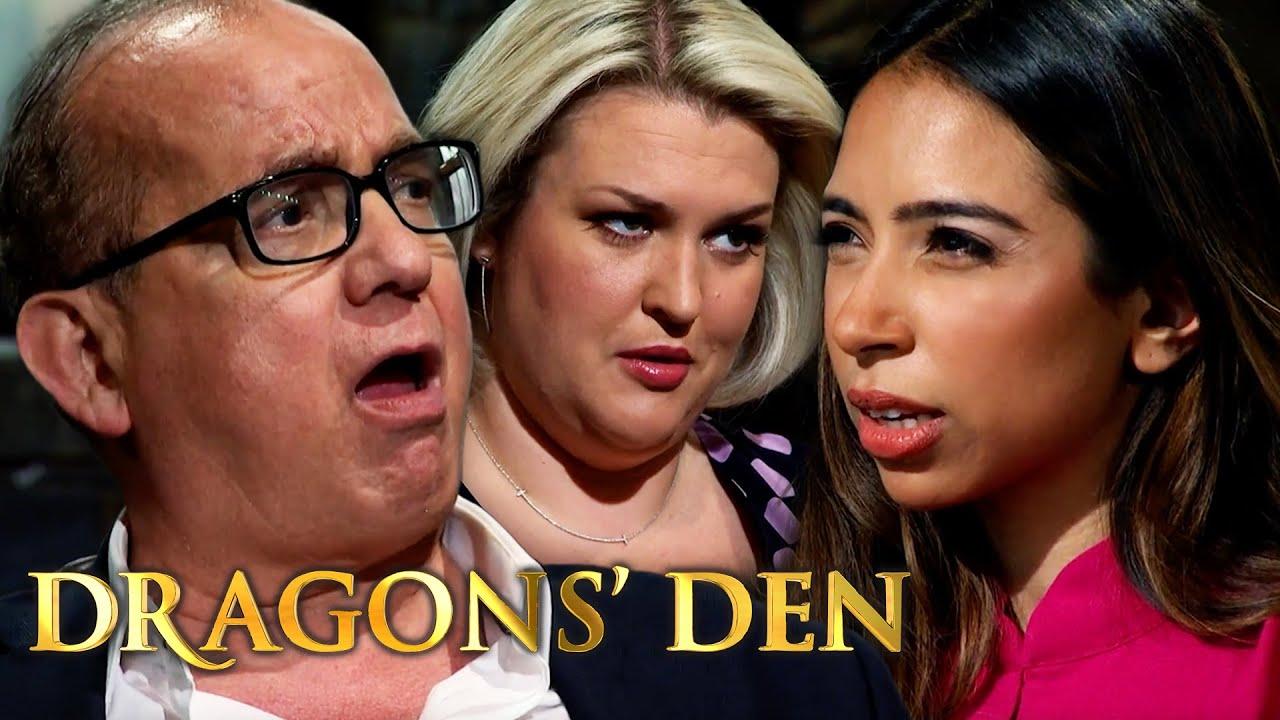 Dragons Flabbergasted by United Kingdom's Population! | Dragons' Den
