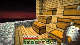 Minecraft Sky Islands (PL) part 13 - Czarna owca