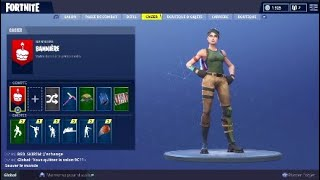 GLITCH ENLEVER HIS SAC A DOS AND TENUE FORTNITE BATTLE ROYALE
