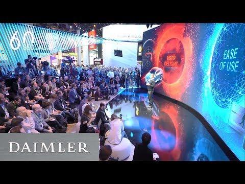 Daimler Jahresrückblick 2018 | 60 Sekunden