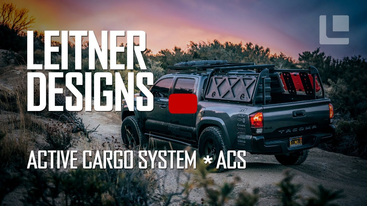 Active Cargo System Leitnerdesigns Com Youtube