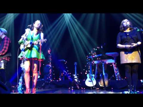 Ingrid Michaelson Holiday Hop 2014 -- Winter Song