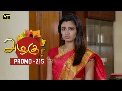 Azhagu Tamil Serial Promo 02-08-2018 Sun Tv Serial Watch Online