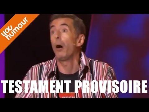 Manuel PRATT, Testament provisoire 3/3