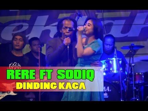 Rere Amora FT Sodiq - Dinding Kaca - OM Monata LIVE Alun - Alun Kutoarjo 3 Januari 2018