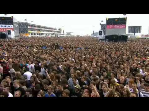 Disturbed - Stricken (Live @ Rock AM Ring, Germany)