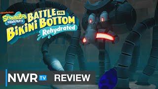 Spongebob SquarePants: Battle for Bikini Bottom - Rehydrated Switch Review - NWRTV (Video Game Video Review)