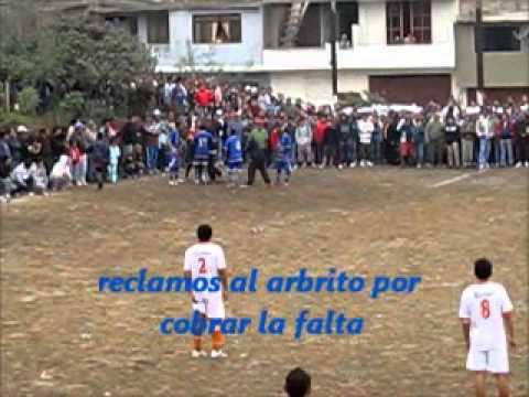 futbol en san gabriel vmt