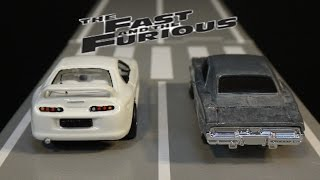 brian s white toyota supra fast and furious 7