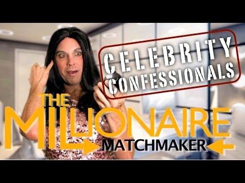 CELEBRITY CONFESSIONALS  Bravo's Millionaire Matchmaker Parody  Patti Stanger
