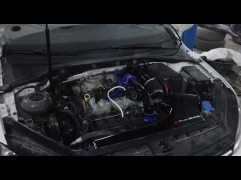Golf 7 1 4 122hp st3 E-Tuners on is12 IHI