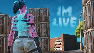 "🔴 ONLY ""OGs"" GOT THIS SKIN ~ PINK GHOUL TROOPER GAMEPLAY!! ~ (Fortnite Battle Royale Chapter 2)"