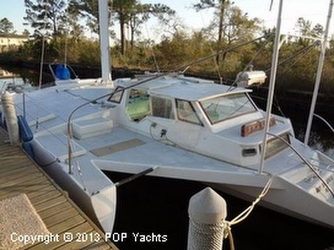 [SOLD] Used 1988 Horstman 43 XRC for sale in Bay Saint Louis, Mississippi - YouTube