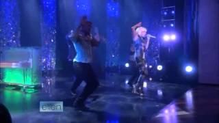Lady Gaga - Poker Face (Live at The Ellen DeGeneres Show)