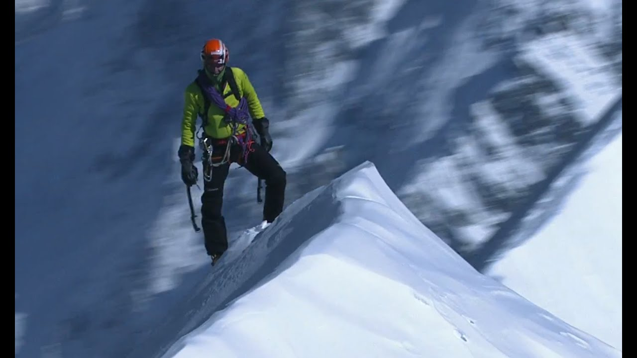 Ueli steck new speed record eiger 2015 youtube - Solo Climbing The South Face Of Annapurna Ueli Steck Up Close And Personal Ep 1
