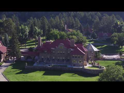 Vermejo Park Ranch - Casa Grande