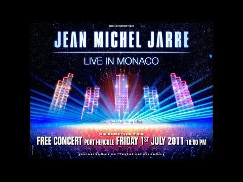 Jean Michel Jarre, Live in Monaco (2011)