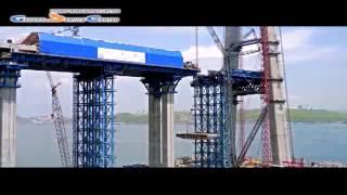 Преобразователи частоты Danfoss для моста на о. Русский(Во время строительства вантового моста между Владивостоком и островом Русский были использованы преобраз..., 2014-02-27T12:32:02.000Z)