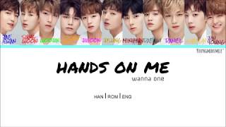 Video [HAN/ROM/ENG] WANNA ONE (워너원) - HANDS ON ME (WANNA ONE VER) download MP3, 3GP, MP4, WEBM, AVI, FLV Maret 2018