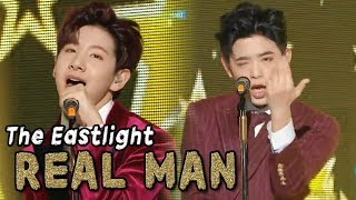 [HOT] THE EAST LIGHT - Real Man, 더 이스트라이트 - 레알 남자 Show Music core 20180127