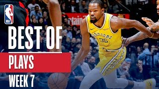 Download NBA's Best Plays | Week 7 Mp3 and Videos