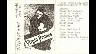 Virgin Prunes - Song for the Heartless (Hellfire Club 1983)