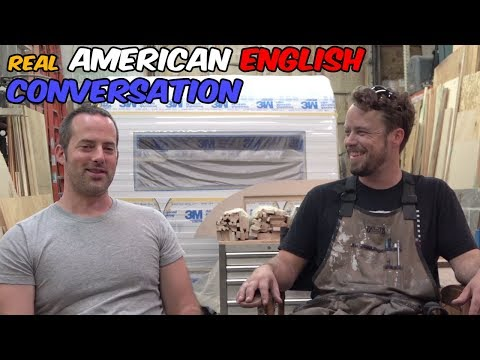 Real American English Conversation | Advanced Listening Prac