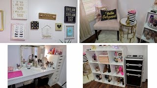 ROOM TOUR | BEAUTY ROOM | OFFICE TOUR | CLOSET TOUR| Room Tour Cuarto de Maquillaje | abylovejm