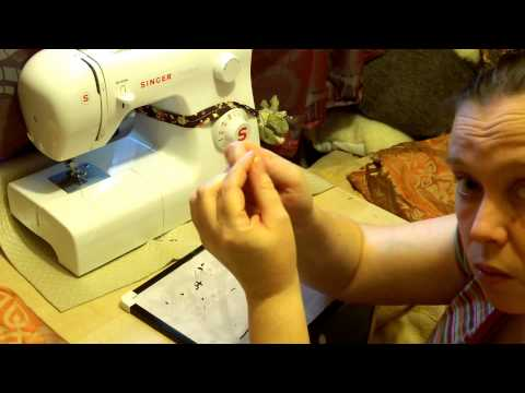 Curtain how to, easy sew part 1 and 2