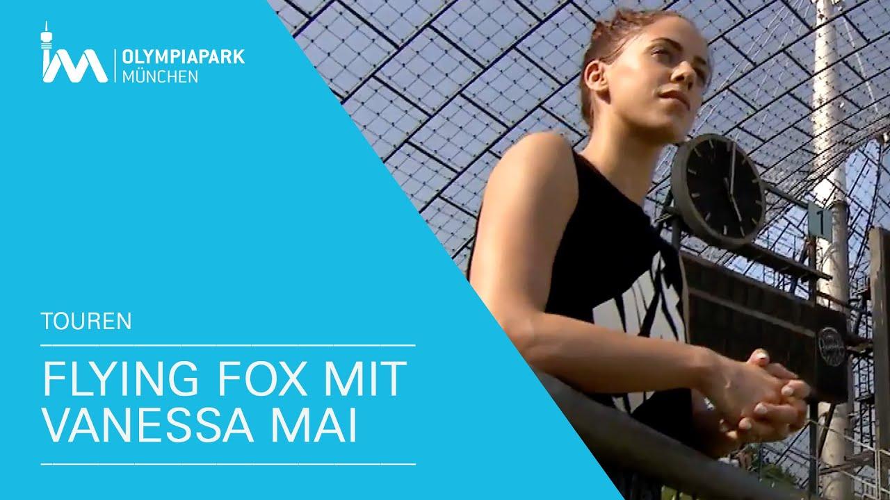 Vanessa Mai Al Flying Fox nell'Olympiastadion di Monaco-4576