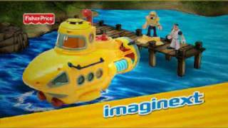 Fisher-Price Imaginext Submarine - Toys R Us