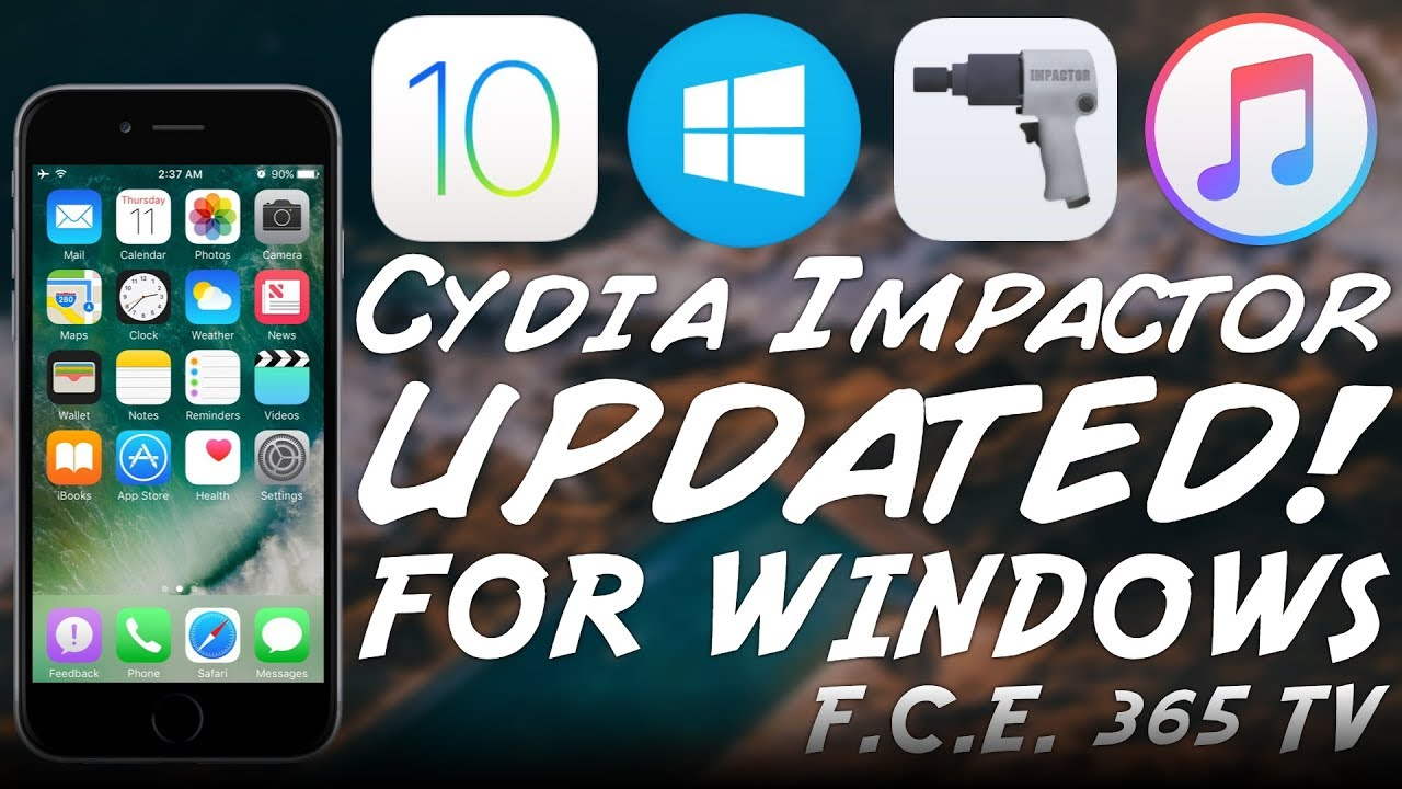 New Cydia Impactor Update Released For Windows Peer Certificate