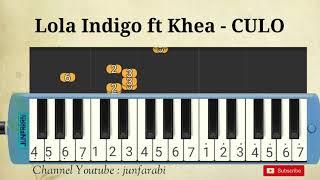 Lola Indigo ft Khea - CULO - melodica men