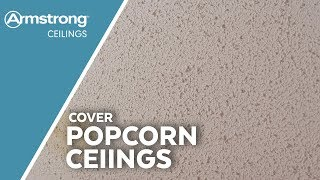 Ideas for Covering a Popcorn Ceiling | Armstrong Ceilings for the Home