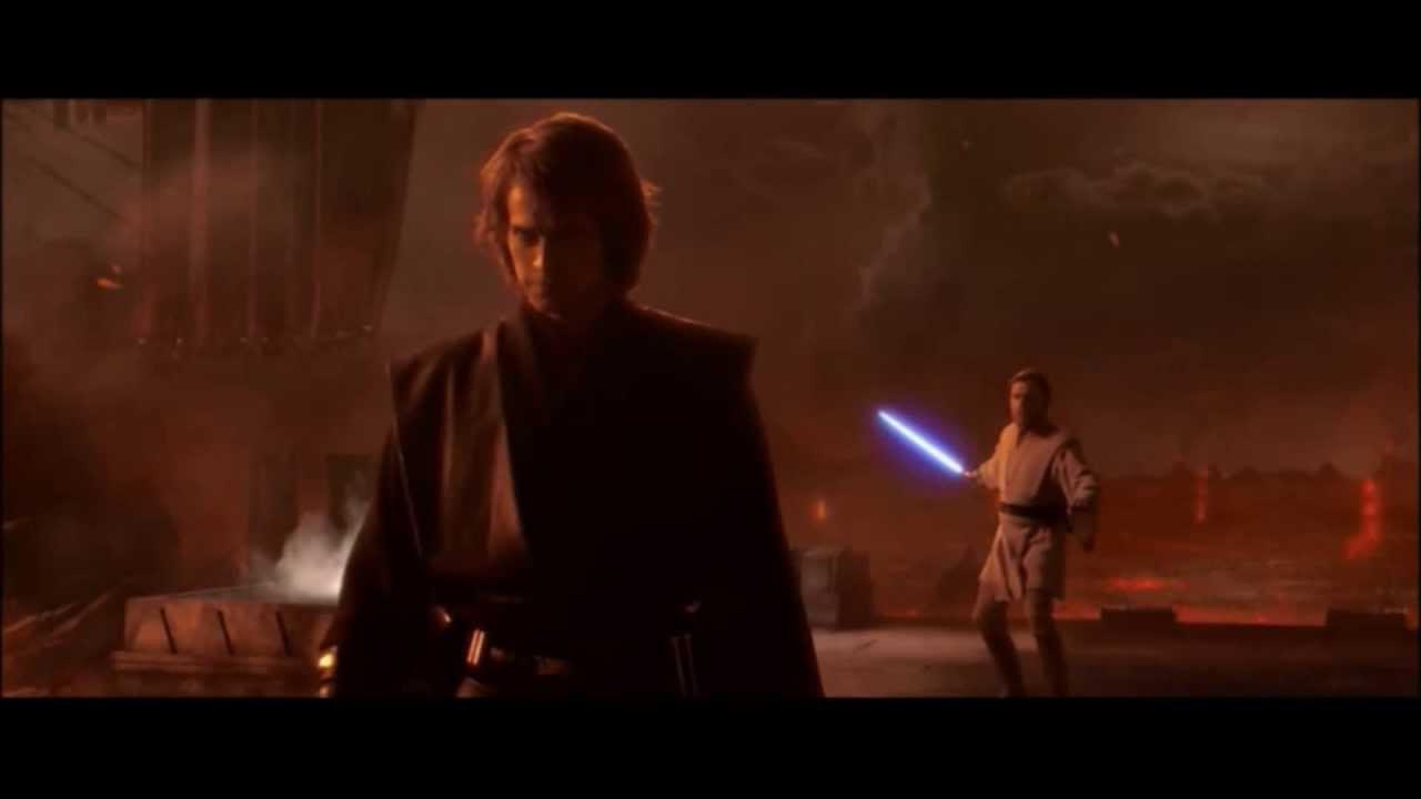 Star Wars Episode Iii Soundtrack Anakin Vs Obi Wan Et Battle Of The Heroes Youtube
