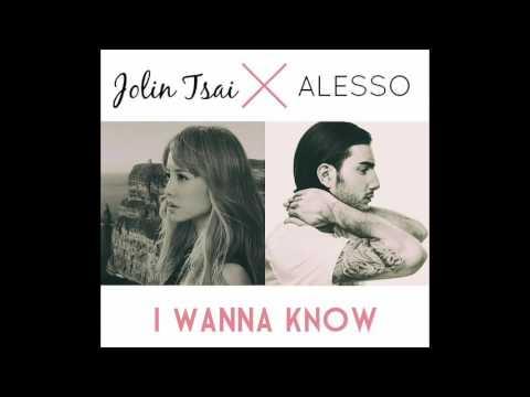 蔡依林 Jolin Tsai - I Wanna Know ft Alesso
