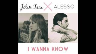 蔡依林 Jolin Tsai - I Wanna Know ft Alesso