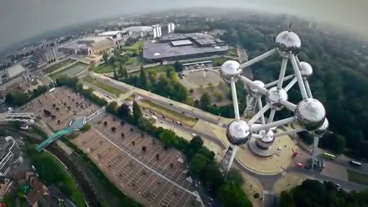 BEST OF DRONE FOOTAGE 2014