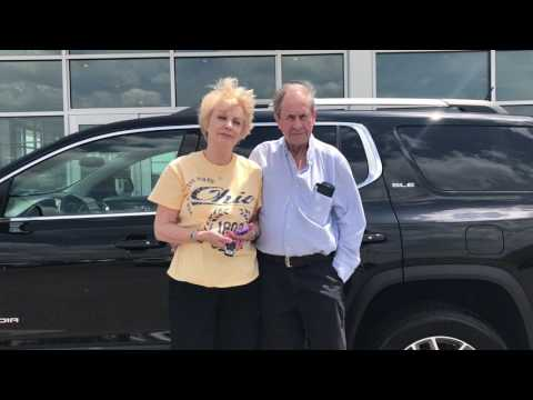 Nancy & Phil shares their experience at Axelrod Buick GMC in Parma,Ohio