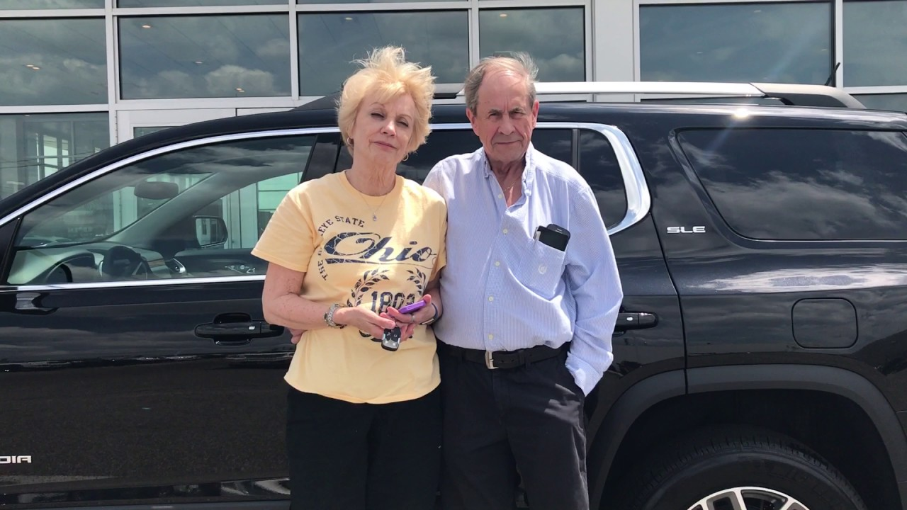 Nancy & Phil Shares Their Experience At Axelrod Buick GMC