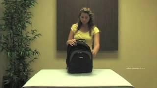 Azona Classic Ballistic Nylon 14-Inch Laptop Notebook Computer Backpack Thumbnail