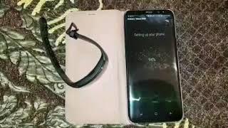 استعراض سوار سامسونج الجديد جير فيت 2 برو (Samsung Gear Fit2 Pro )