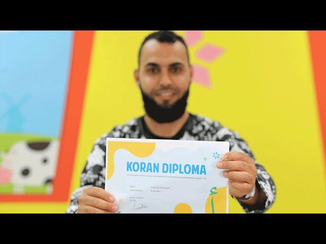 Nieuw! Koran Diploma