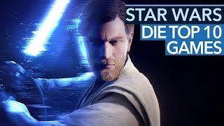 Das sind die besten Star-Wars-Spiele